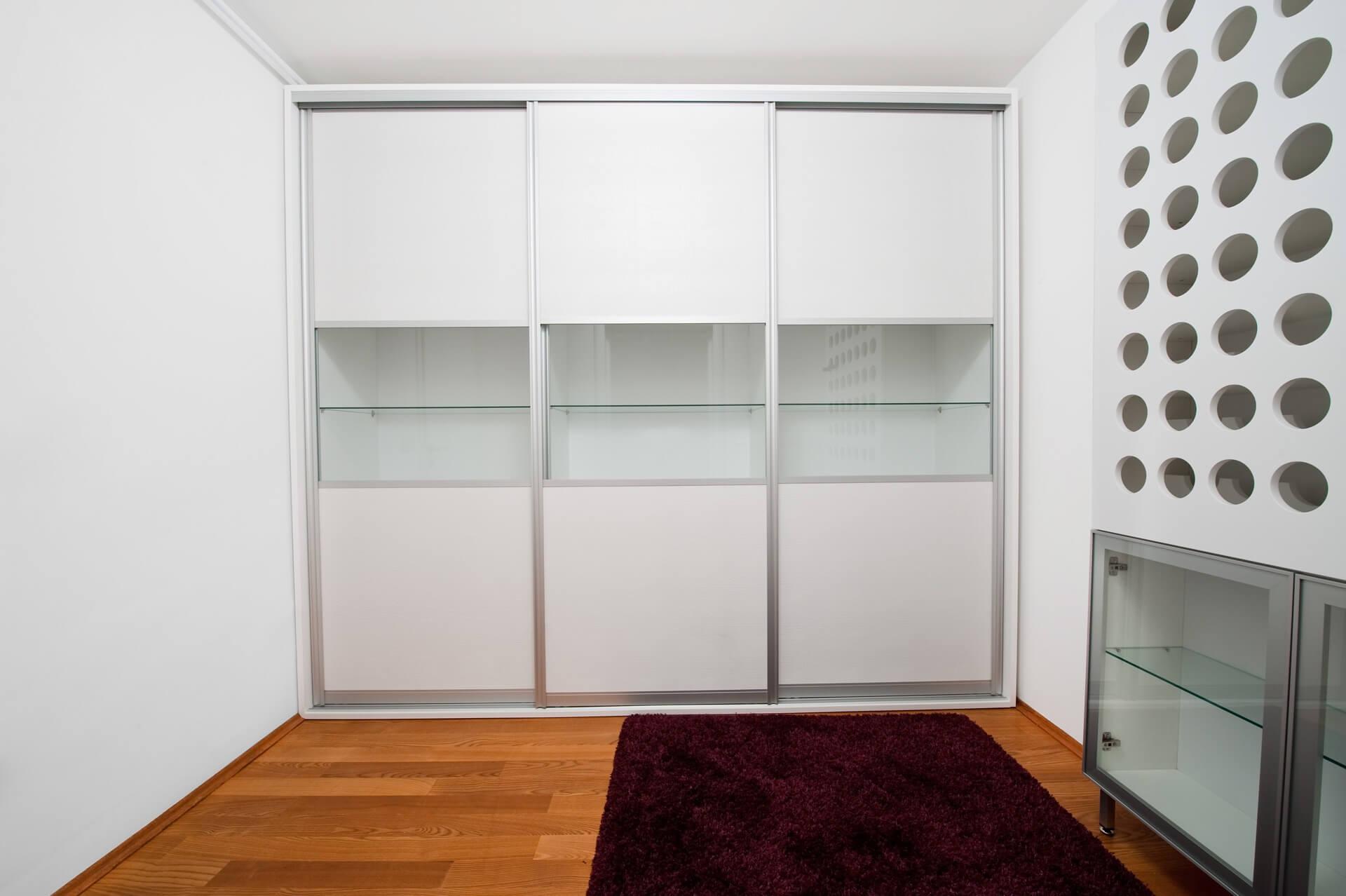 Встроенные шкафы - этапы проектирования и методы интеграции .